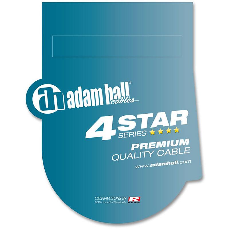Adam Hall K4BVV0300 balansirani kabl 3m