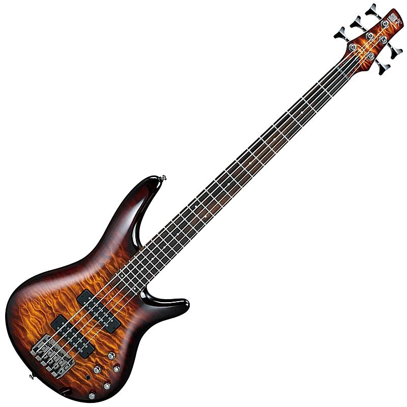 Ibanez SR405EQM-DEB bas gitara