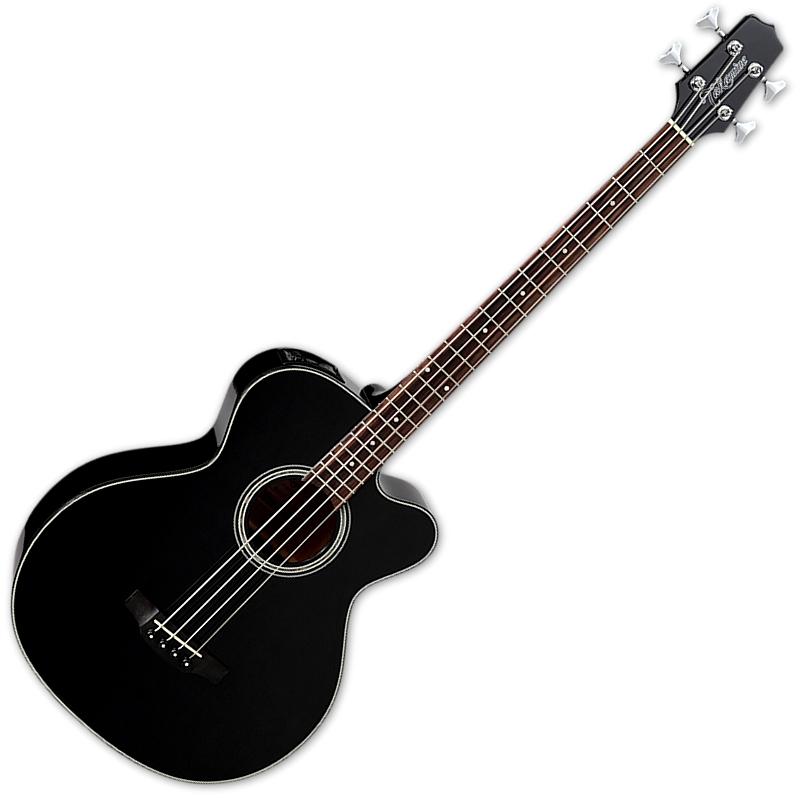 Takamine GB30CE-BLK akustična bas gitara
