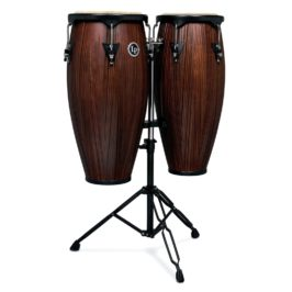 latin percussion LP647NY-CMW konga set