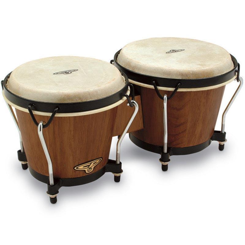 Latin Percussion CP221-DW bongosi LP810002