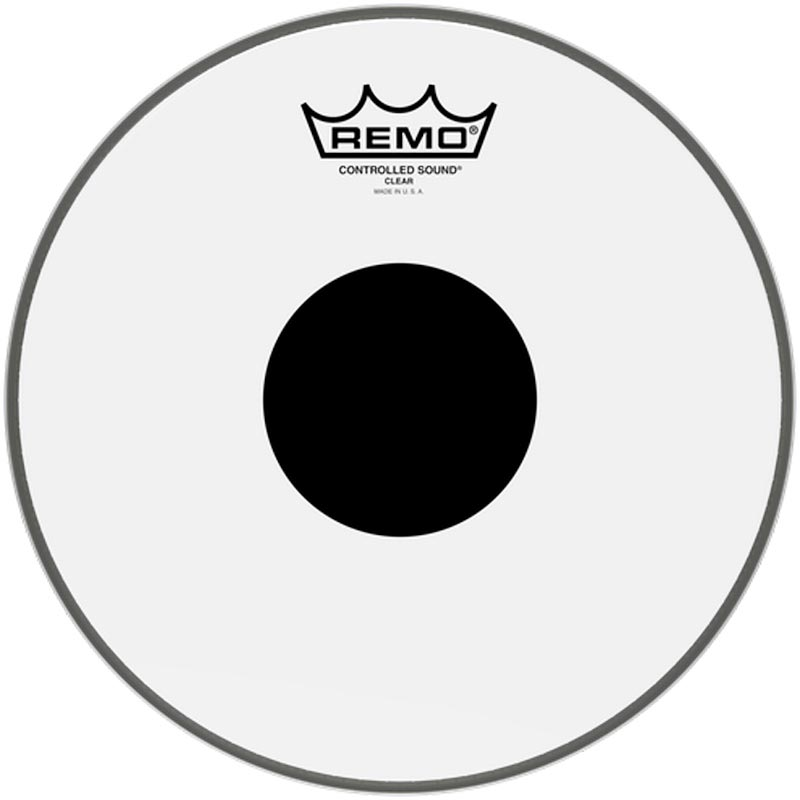 Remo 10″ Controlled Sound Clear