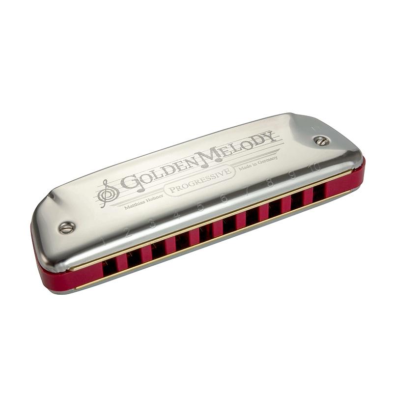 Hohner 542/20C Golden Melody usna harmonika